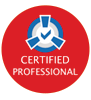 Certified profesionals